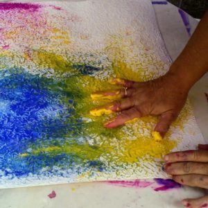 Workshops : Stages de Peinture Intuitive